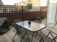 REDUCED!!! STUNNING 3 BED WITH GARDEN AND GYM - BALHAM - ONLY £2,100 PER MONTH!!!