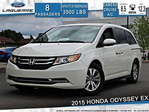 2015 Honda Odyssey EX**8 PASSAGERS*CAMERA* CRUISE*A/C**