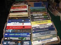 Robert Ludlum books $1 each or $25 for the lot