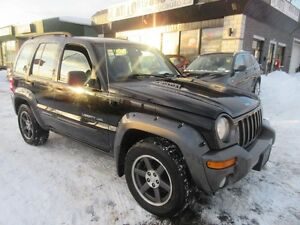 2003 Jeep Liberty Sport 4X4 ROCKY MOUNTAIN, 3.7 L