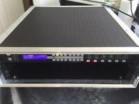 Dynacord DSP 260 with flights case