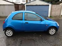 2004 Ford KA 1.3 3dr ONE LADY OWNER FROM NEW Long Mot HPI Clear @07445775115