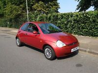 Ford Ka Collection, 2006, ONLY 3300 miles.