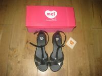 Mel Jelly Shoes boxed with tags (Size 7UK)