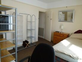 fully furnished single and double room.