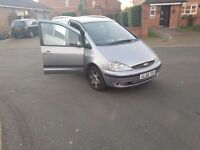 BARGAINN!! 2006 FORD GALAXY 1.9 TDI WITH MOT AND PCO ONLY £950