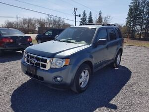 2010 Ford Escape XLT AALL WHEEL DRIVE