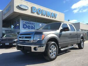 2014 Ford F-150 XLT | RECENT TRADE IN | 4X4 | GREAT WORK VEHICLE
