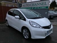 Honda Jazz 1.4 i-VTEC ES Plus CVT 5dr £6,945 p/x welcome 1 YEAR FREE WARRANTY