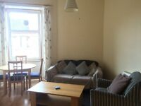 TWO DOUBLE BEDROOM FLAT RECENTLY REFURBISHED WITH GAS CCENTRAL HEATING AND DOUBLE GLAZING