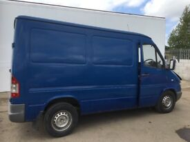 Mercedes sprinter van parts available breaking 208 cdi 2005 year