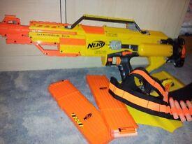 Nerf Gun Stampede