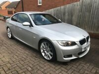 BMW e92 325D M Sport Coupe Manual SatNav 3.0 Diesel