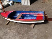 9ft sailing boat