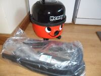 HENRY 1200W Dual Power Cylinder Vacuum Cleaner.