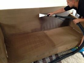 Get professional Carpet and Upholstery Cleaning service in Ilford, London.
