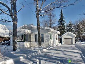 78 500$ - Bungalow à vendre à Shawinigan (Lac-A-La-Tortue)