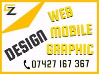 Web Development, Website & Graphic Design / Logo / eCommerce, CMS, Wordpress, Magento, Opencart, SEO
