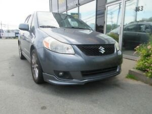 2008 Suzuki SX4 SPORTY AUTO SEDAN W/ ALLOYS