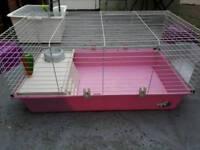 Guinea/rabbit cage