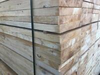 🍁 New > Untreated 3.9M Wooden Scaffold Boards/ Planks