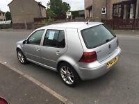 2002 Volkswagen Golf 1.9 GTTDI £1000 ono