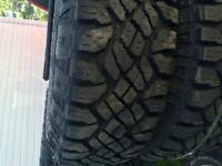 Jeep tires for sale