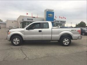 2014 Ford F-150 STX SUPERCAB 2WD, BEDLINER, LOCAL TRADE!!