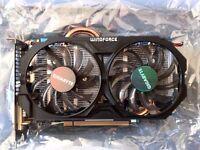 Gigabyte Nvidia GeForce GTX660 2GB DDR5