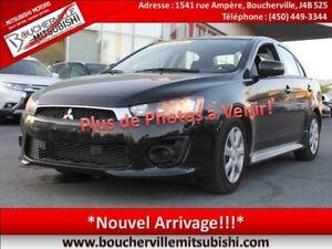 2017 Mitsubishi Lancer ES *AUTOMATIQUE, AIR CLIM, CAM DE RECUL*