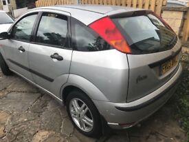 Ford Focus 1.6SE Zetec £300 no offers