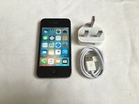 iPhone 4S 32GB factory unlocked sim free black edition for sale