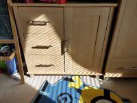 Gorgeous set of mummas and papas nursery set only selling as moving house like new