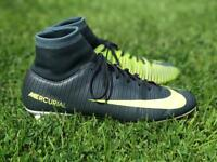 Nike Mercurial Sock Boots Size 6