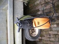 Car Power Washer -HALFORDS model 125