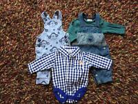 Boys 0-3 months Next bundle