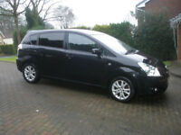 TOYOTA COROLLA VERSO SR 7 SEATER 49000 MILES FSH OWNED FOR OVER 5YRS IMMACULATE & RELIABLE CAR