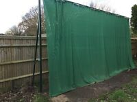 archery net and frame for sale