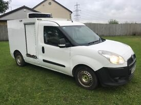 Fiat doblo 1.6 diesel pickup/fridge
