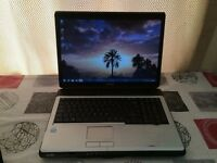 TOSHIBA SATELLITE L300 - 2GB RAM - 160GB STORAGE - WINDOWS 7