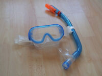 Tusa Reef Tourer Junior Diving Mask and Snorkel Set