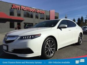 2015 Acura TLX Tech AWD, NAV, Leather, Roof