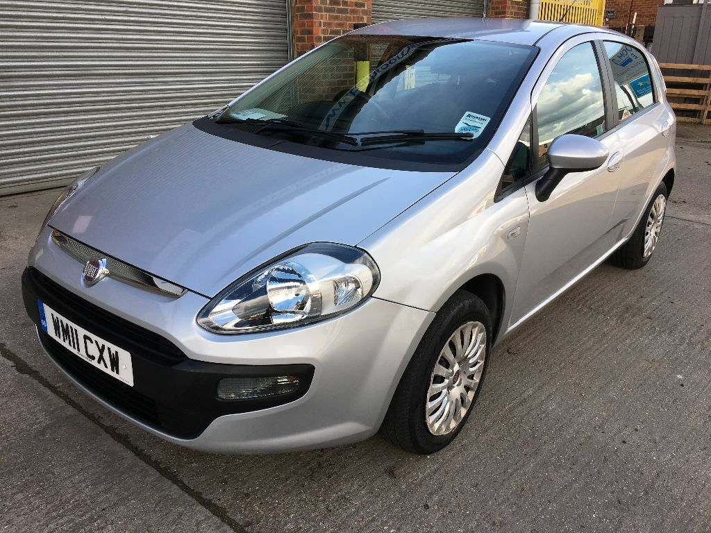 Fiat Punto Evo 1.4 8v Dynamic 5dr Manual petrol (start/stop) p/