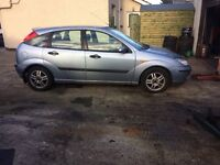 2004 Ford Focus tdci very good going car not for 10 months