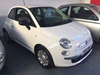 Gorgeous little 2012 Fiat 500 1.2 45000 miles £20 roadtax immaculate condition do not miss this