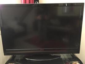 """Hitachi 42"""" Full HD 1080p TV BLACK"""
