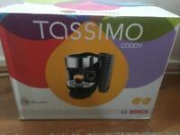 Bosch Tassimo Caddy Coffee Machine *Brand New*