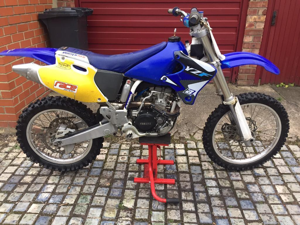 yamaha yzf 250 2002 model in marton in cleveland north yorkshire gumtree. Black Bedroom Furniture Sets. Home Design Ideas