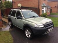 2003 Land Rover Freelander - 13 Months MOT