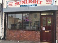 Indian takeaway for sale in St.helens
